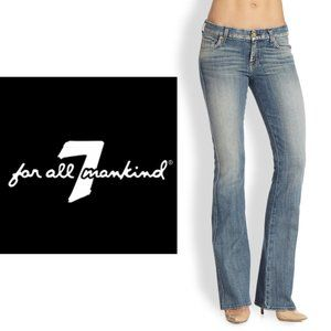 7 For All Mankind Bootcut Jeans - Size 30x32